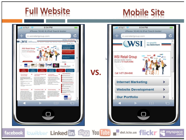 traditional vs mobile site resized 600